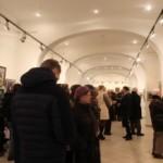 Юбилейную выставку произведений Юрия Гушкевича открыли в Вернисаже