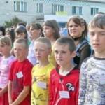 На Буковине открыли первую лагерную смену
