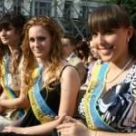 В городе выпускной обойдется в 4000 гривен, в селе – 1400