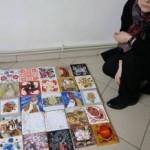Черновицкие художники создают Цветок Надежды