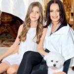 14-летняя внучка Софии Ротару украсила обложку модного журнала