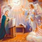 7 апреля — Благовещение Пресвятой Богородицы
