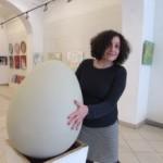 Яйца арт-проекта 374 художники: черновчанка Лариса Куваева нарисует дерево жизни