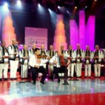 Мужской хор Буковинцы принял участие в съемках телепередачи Фольк-music