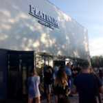 Во Франковске активисты сорвали концерт Лободы