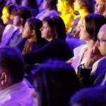 Порошенко и Яценюк сводили жен на концерт Джамалы в Киеве