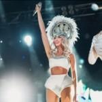 Оля Полякова поставила на уши Черновцы зажигательным концертом