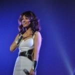 Злата Огневич завершила свой концертный тур выступлением в Черновцах