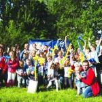 «ВіЕс Банк» подарил праздник детям