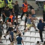 Четверо английских болельщиков умерли после драки с российскими фанатами