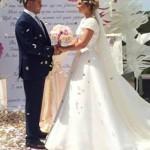 Оля Полякова была ведущей на свадьбе депутата черновицкого