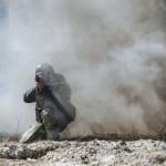 Боевики продолжили обстрелы сил украинских военных