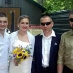 Ярош выдал дочку замуж
