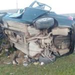 Появились фото с места трагического ДТП, в котором погибли двое буковинцев