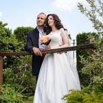 Молодая жена Гаврилюка показала фото со свадьбы