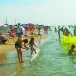 Курортное: ужасные спуски, зато чистое море