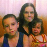 У мамы двух детей — рак крови