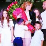 Пятеро детей, муж молодой и прибыльный бизнес…
