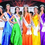 Александра КУЧЕРЕНКО: «На «Мисс Украина» розпіарила и себя, и Гройсмана»