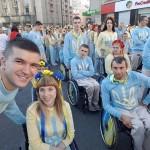 Украинские паралимпийцы – среди мировых лидеров