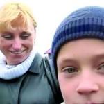Спасая ребенка, потерял свои башмачки…