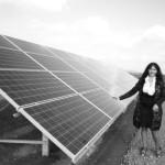 Солнечная электростанция – на четыре села