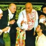 «Наталка Полтавка», 250-ый раз, три состава актеров на сцене…