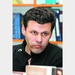 Павел Вольвач: «Сюжетом следующего романа будет именно жизнь»
