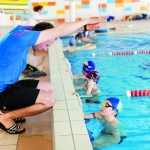 Плавание избавляет от страхов и комплексов