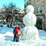 Снежный армагеддон покидает Украину. И тепла еще не будет!
