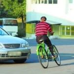 Два колеса — «билет» в зону опасности