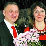 Медовый месяц – на роллерах и с винтовкой