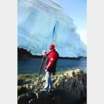 «До Антарктиды взял много теплой одежды – в Украине было холоднее…»
