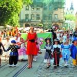 Детский фестиваль во Львове: сказочные герои, пластилиновые мультики и известные авторы