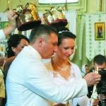 На свадьбе Елены Пидгрушной и Алексея Кайды было 160 гостей!