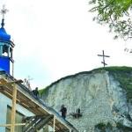 Святой Онуфрий вышел из укрытия