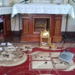 Вандалы уничтожили часовню жертв Скниловской трагедии