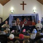 В Сенно евангельские христиане-баптисты церкви «Надежда» пригласили всех желающих на празднование рождения Христа