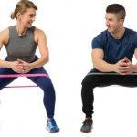 Как выбрать фитнес резинку для упражнений