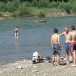 СЭС запретила купаться на 70% украинских пляжей