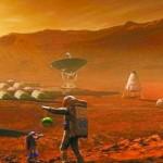 «Не ищи меня, потому что я на Марсе…»