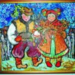 Осенний салон «Высокий Замок-2012»: сочетание традиций и абстрактного модерна