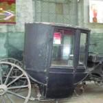 Автомобильное ретро – в трамвайном депо