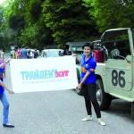 Украина приняла международное ралли «Пекин-Париж-2013»